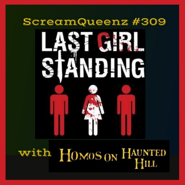 LAST GIRL STANDING (2015) with CHRIS MOORE & KEVIN JONES