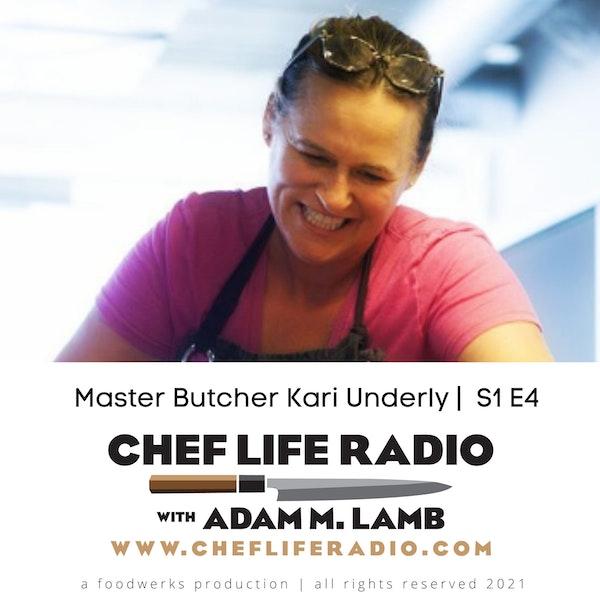 Master Butcher Kari Underly Image