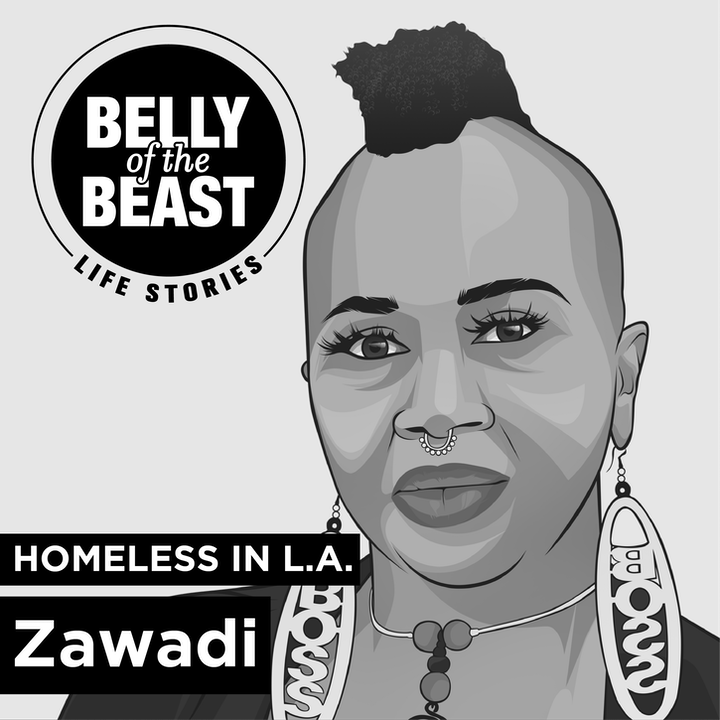 Homelessness in L.A. with Zawadi
