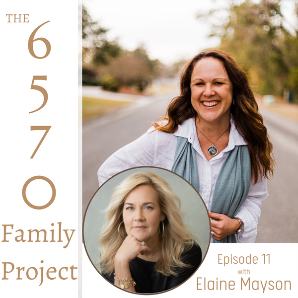 Building Leadership from the Ground Up with Elaine Mayson