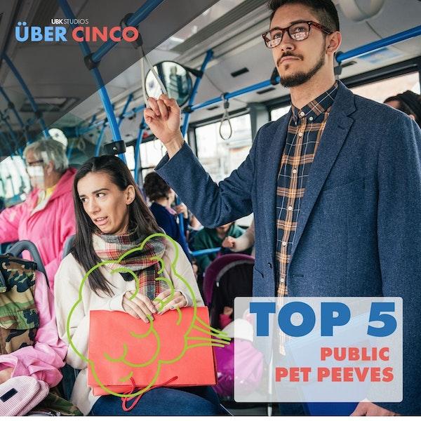 Top 5 Public Pet Peeves Image