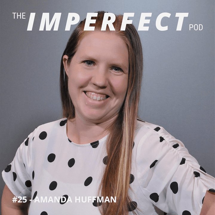 #25 | What It's Like To Be A Woman in the Military | Amanda Huffman