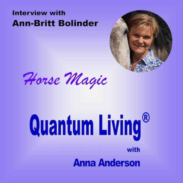 S2 E7:  Horse Magic with Ann-Britt Bolinder