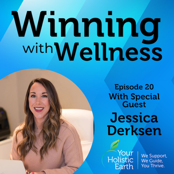 EP20: Mastering Your Habits With Jessica Derksen