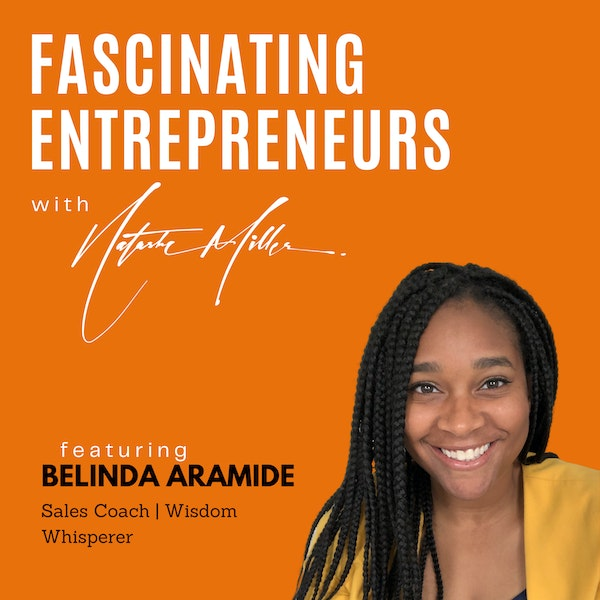 How to Prove Authority with your LinkedIn Profile with Belinda Aramide Ep. 9 Image
