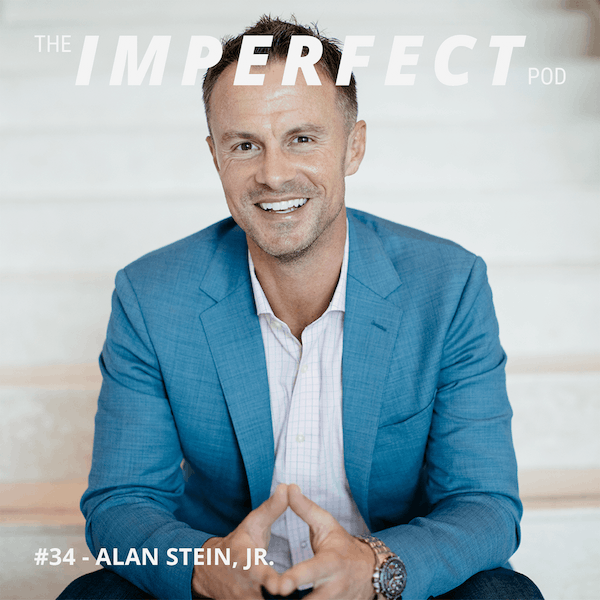 #34 | How To Increase Your Self-Awareness and Emotional Intelligence Through Therapy and Meditation | Alan Stein, Jr.
