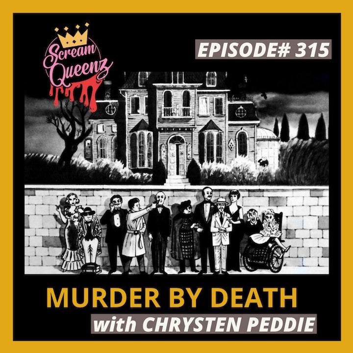 MURDER BY DEATH (1976) with CHRYSTEN PEDDIE