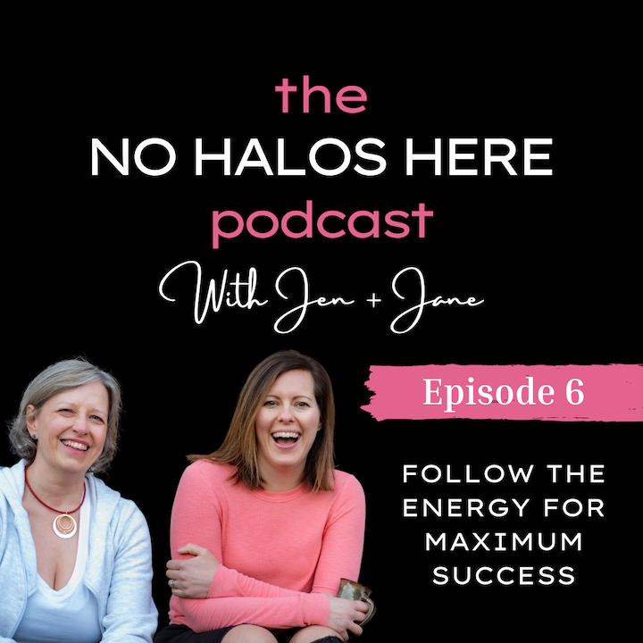 Episode image for Follow The Energy for Maximum Success