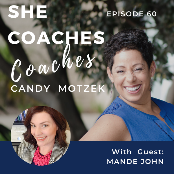 How To Become The Person Who Can Create Anything By Learning How To Do What You Say You Will. With Mande John - Ep:  060