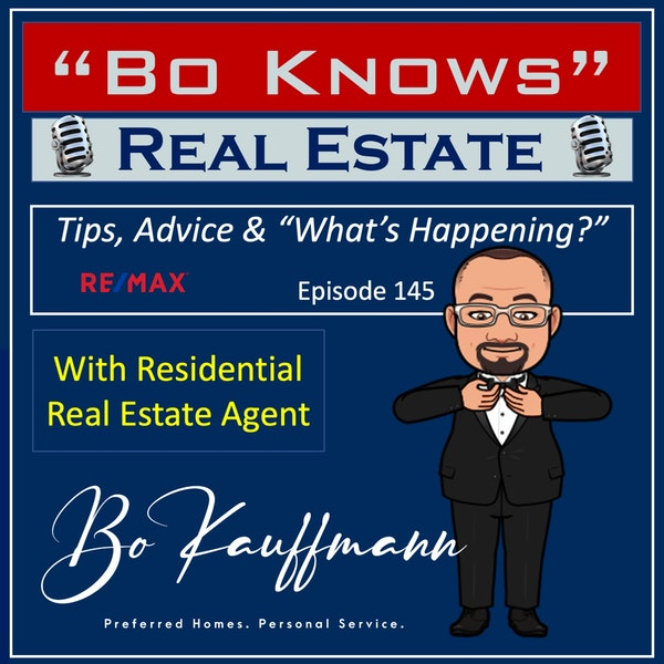 (EP: 145) Luxury Homes Market - Interview with Luxury Home Real Estate Agent Image