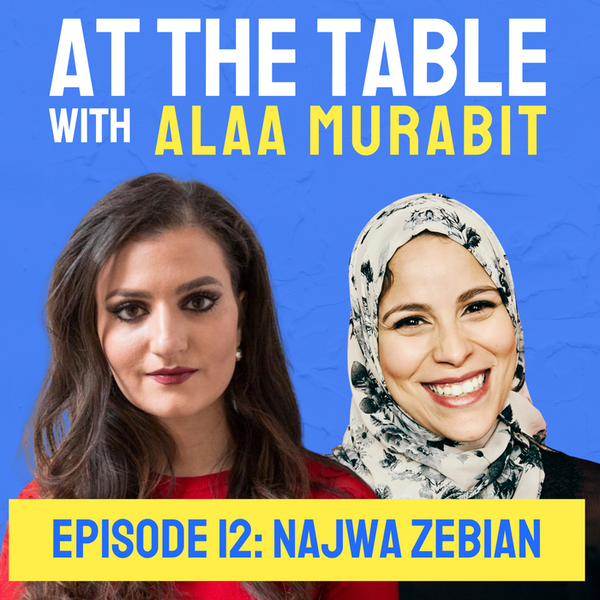Finding the Poetry in Advocacy with Najwa Zebian