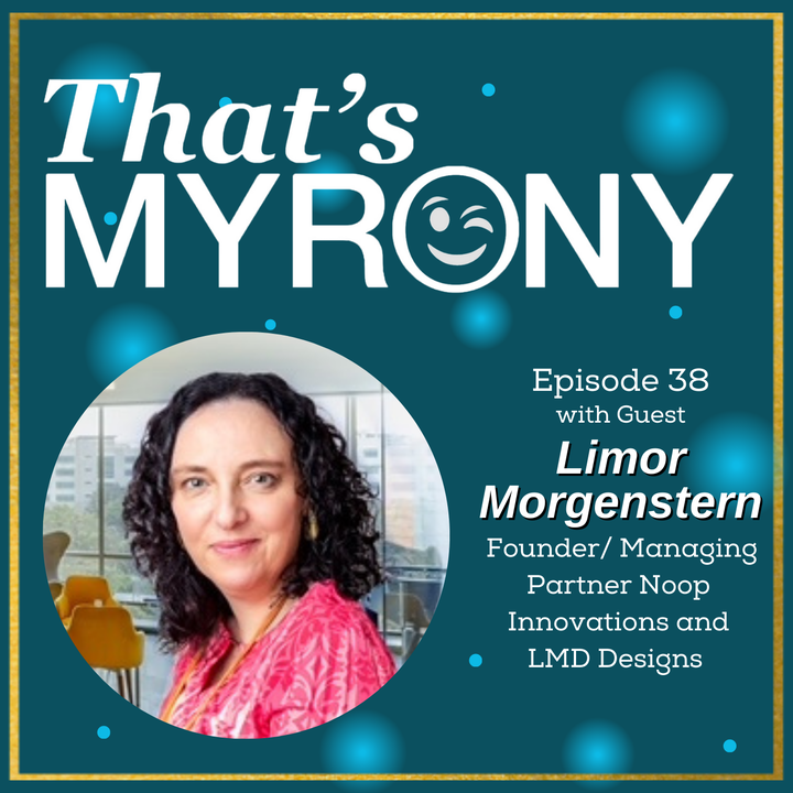 Episode image for Limor Morgenstern Shares How she Manifested Her Soulmate Husband & is now Noopifying Businesses with Her New Company!!