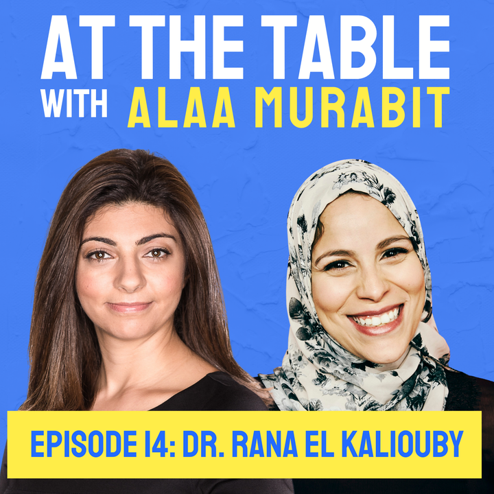 Episode image for Building Emotion Intelligence within Ourselves and Technology with Dr. Rana el Kaliouby