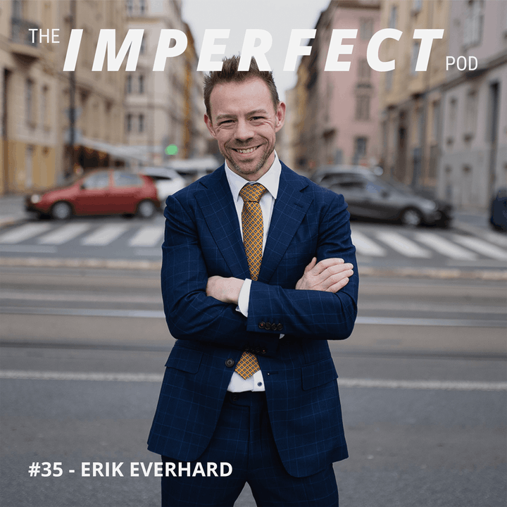 #35 | Discussing The Porn Industry and How Sex Can Affect Men and Masculinity | Erik Everhard
