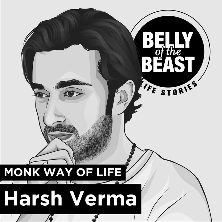 Becoming a Shaolin Warrior Monk with Harsh Verma