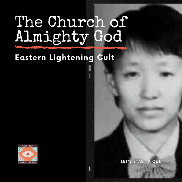 The Church of Almighty God | China's Most Dangerous Cult Image