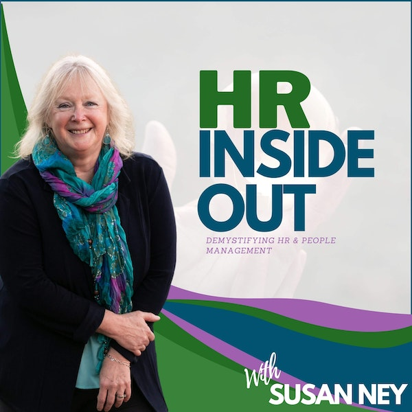 Gratitude and Leadership with Host Susan Ney    HR34
