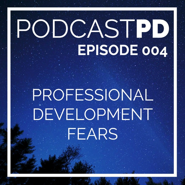 Professional Development Fears - PPD004