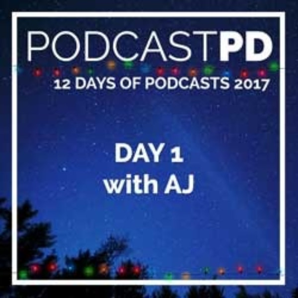 12 Days of Podcasts: Note to Self