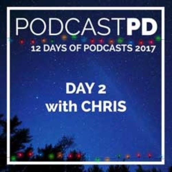 12 Days of Podcasts: StartEdUp