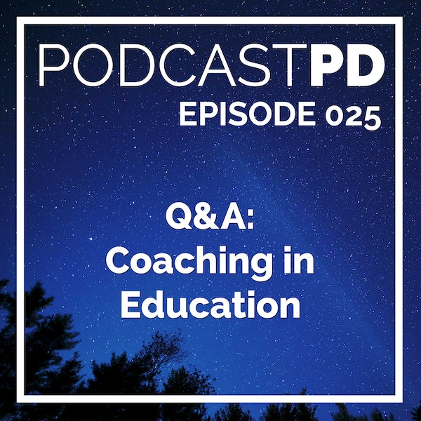 Q&A: Coaching in Education