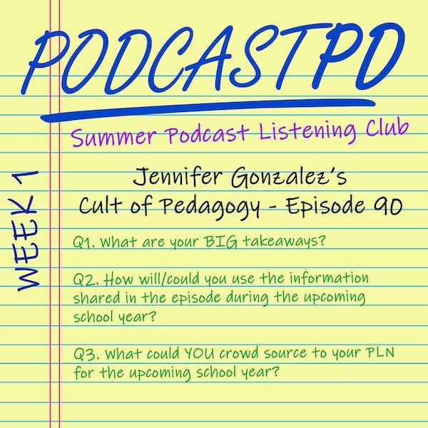 Podcast Listening Club Reminder - BONUS