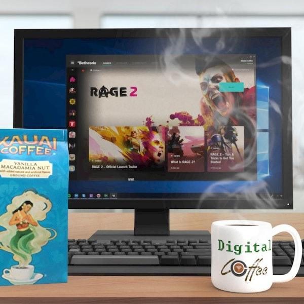 Battle of the Digital Distribution Sites: Bethesda Launcher Image
