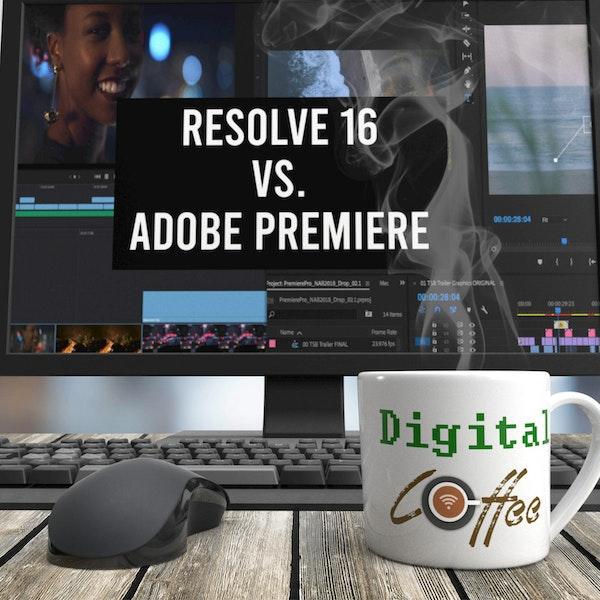 Video Editor Showdown: DaVinic Resolve vs. Adobe Premiere Image