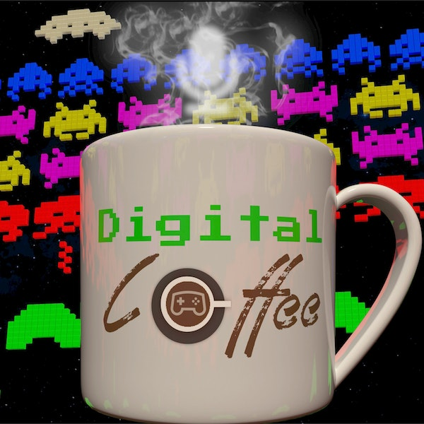 This is Digital Coffee Image