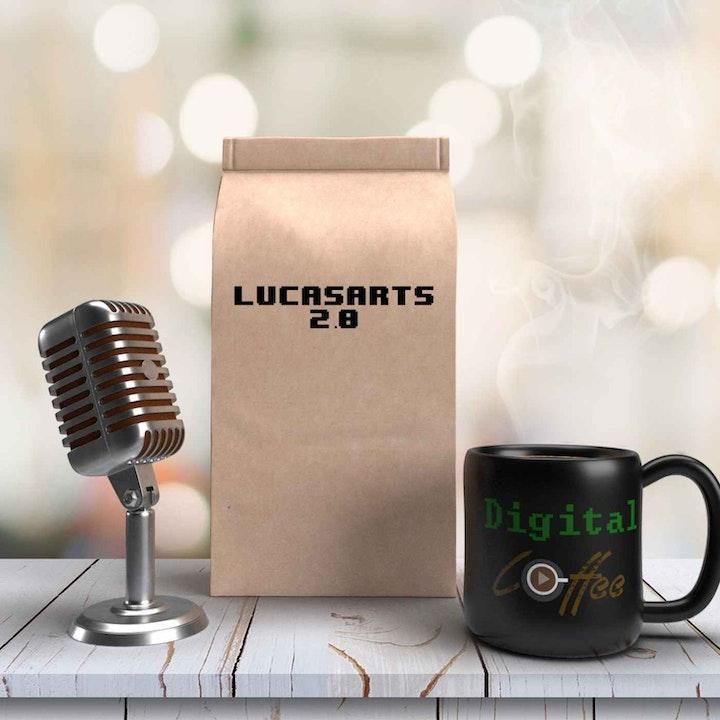 Peak Gaming 2021 and LucasFilm Games is a Joke Name