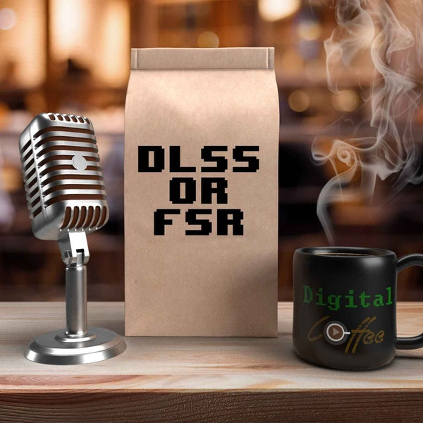What Everyone is Getting Wrong about DLSS vs FSR Image