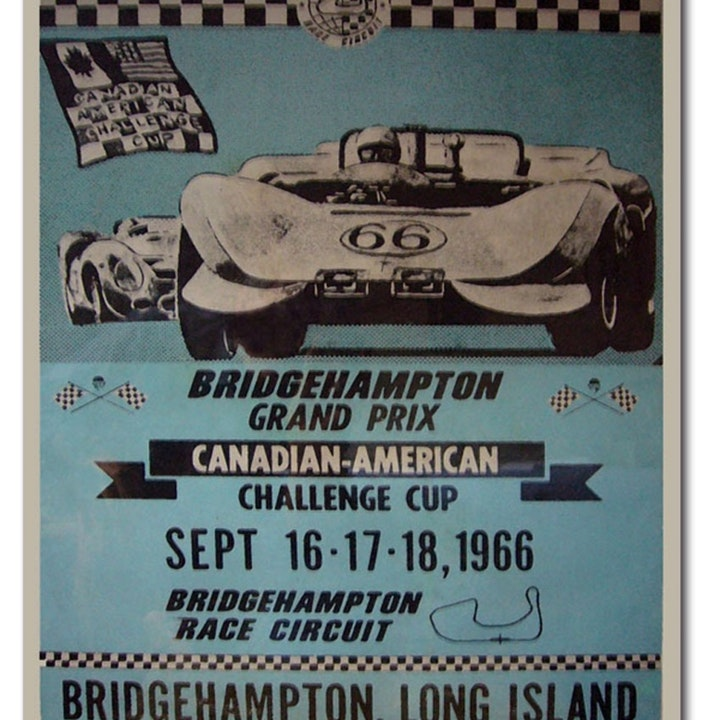 Lost Tracks: Bridgehampton Race Circuit in Long Island, NY
