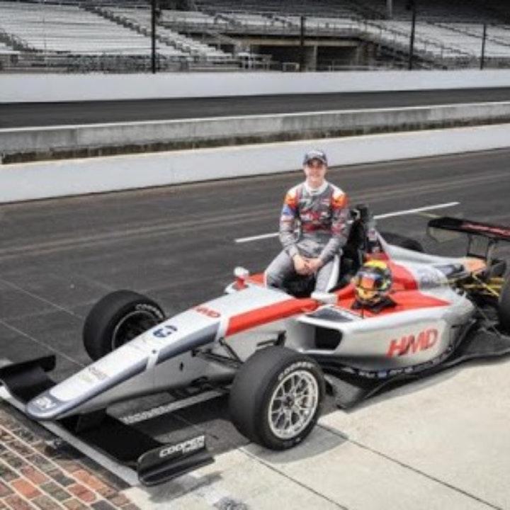 HMD Motorsports & Pit Lane Parley - David Malukas