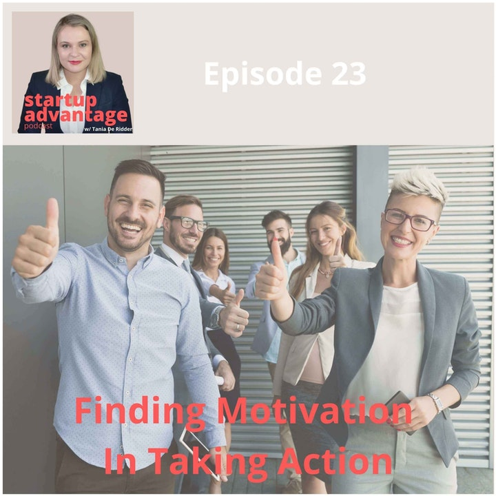 Episode image for Finding Motivation In Taking Action