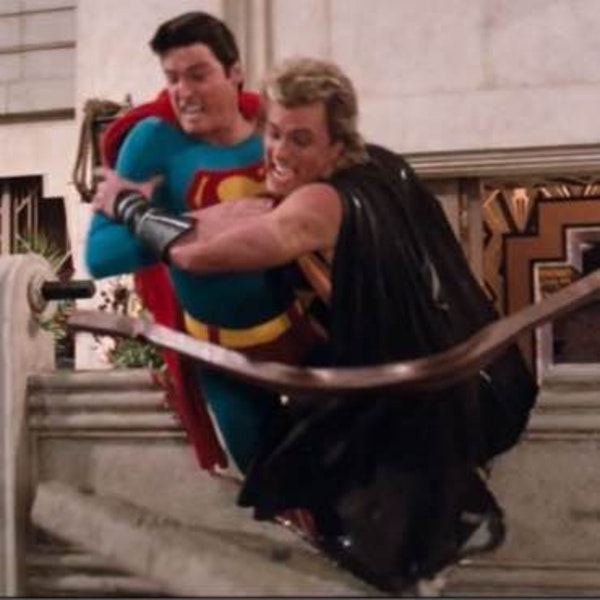One Man's Quest to Fix Superman IV