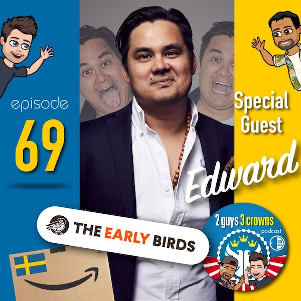 Early Bird Gets the Pod Image