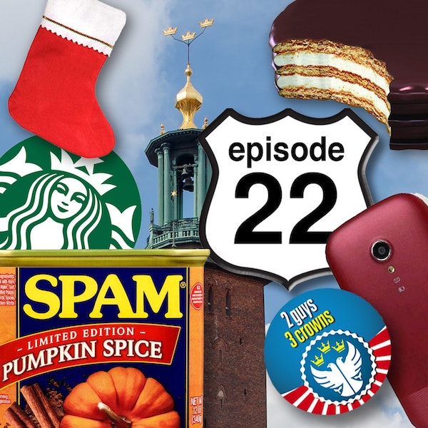 Attack Of The Pumpkin Spice Image