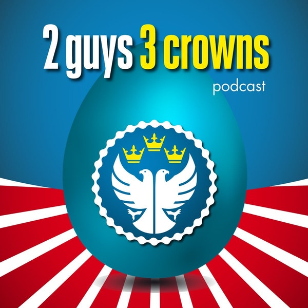 2Guys3Crowns S1E1 Image