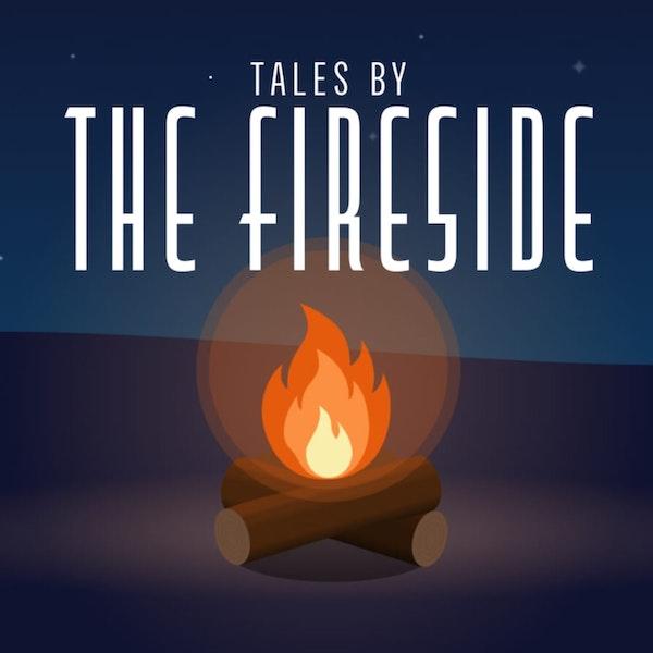 Meditation by the Fireside - ASMR Meditation for Gratitude Image