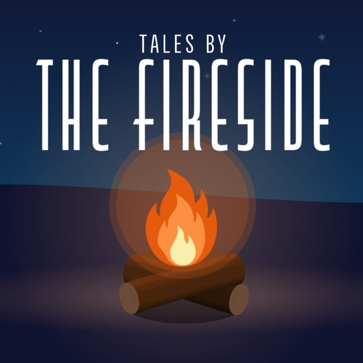 Meditation by the Fireside - Stroll Along the Beach Visualisation