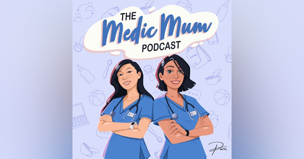 The Medic Mum Podcast Newsletter Signup