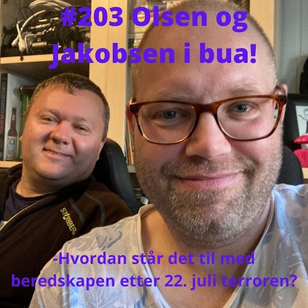 #203 Olsen og Jakobsen i bua Image