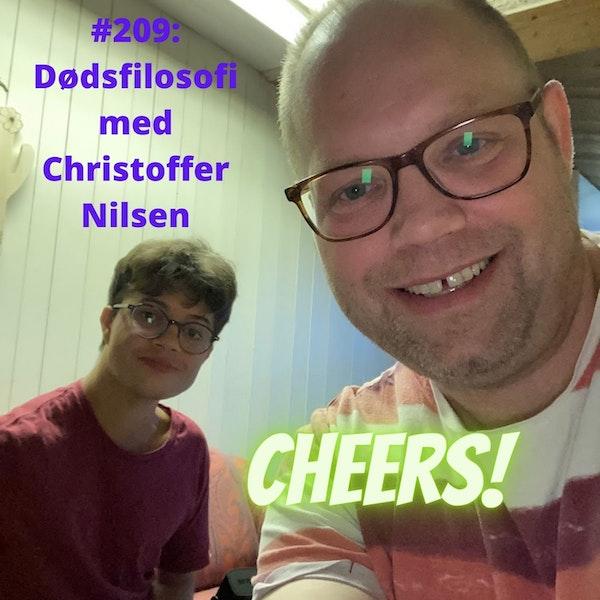 #209: Christoffer Nilsen: Dødsfilosofi er mindre skummelt enn vi tror Image