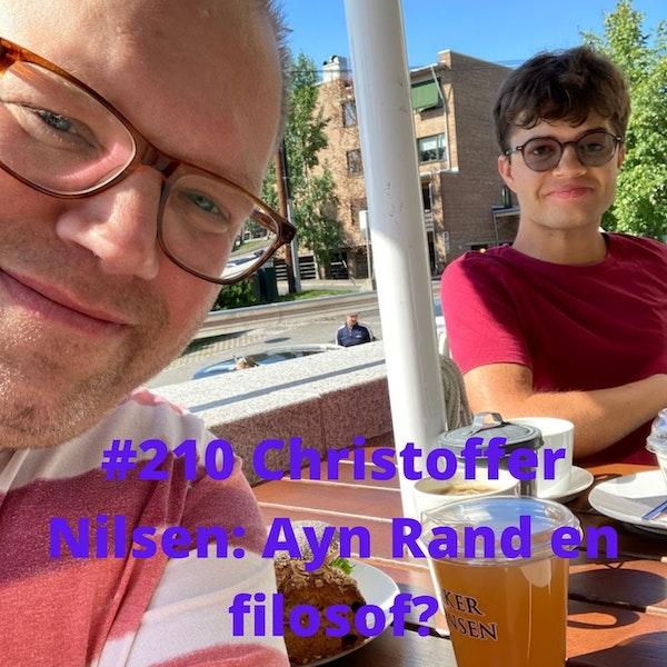 #210: Christoffer Nilsen: Er Ayn Rand en filosof eller ikke? Image