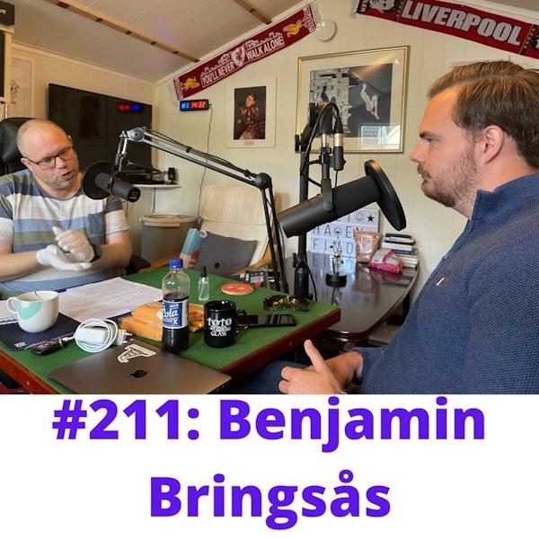 #211: Benjamin Bringsås: Ungdomspartier stenges ute ulovlig i skolevalgene Image