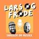 Lars og Frode snakker om musikk Album Art