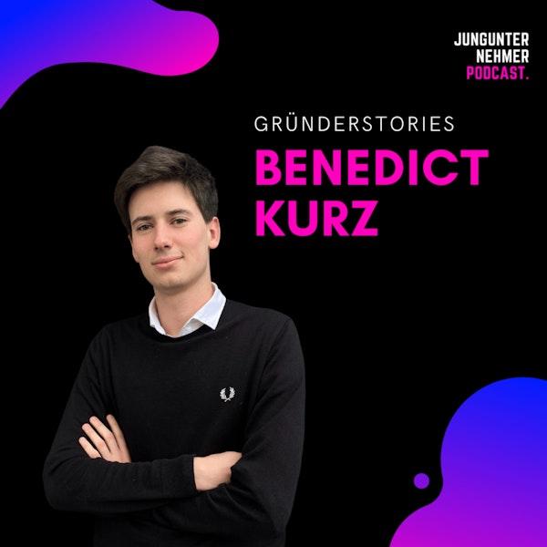Benedict Kurz, Knowunity | Gründerstories Image