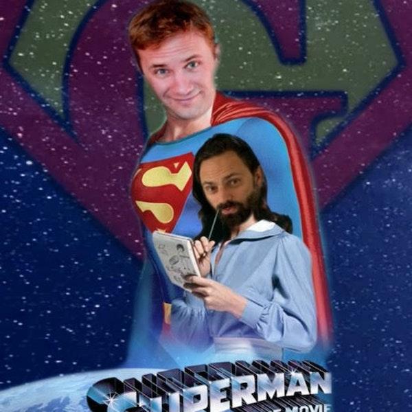 Bill Schulz RIPS OFF Superman's Cape Episode 78 GTSC podcast