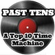 PAST TENS: A Top 10 Time Machine Album Art