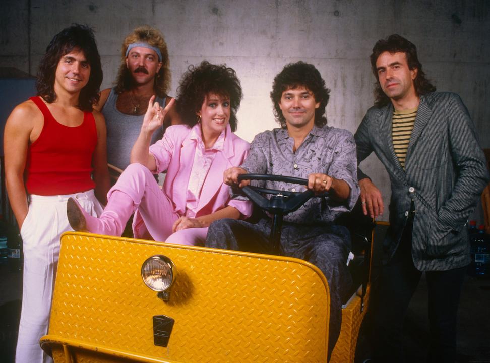 Top Ten on Nov. 9, 1985